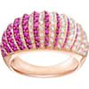 Pink, rose gold plating