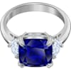 Blue, rhodium plating