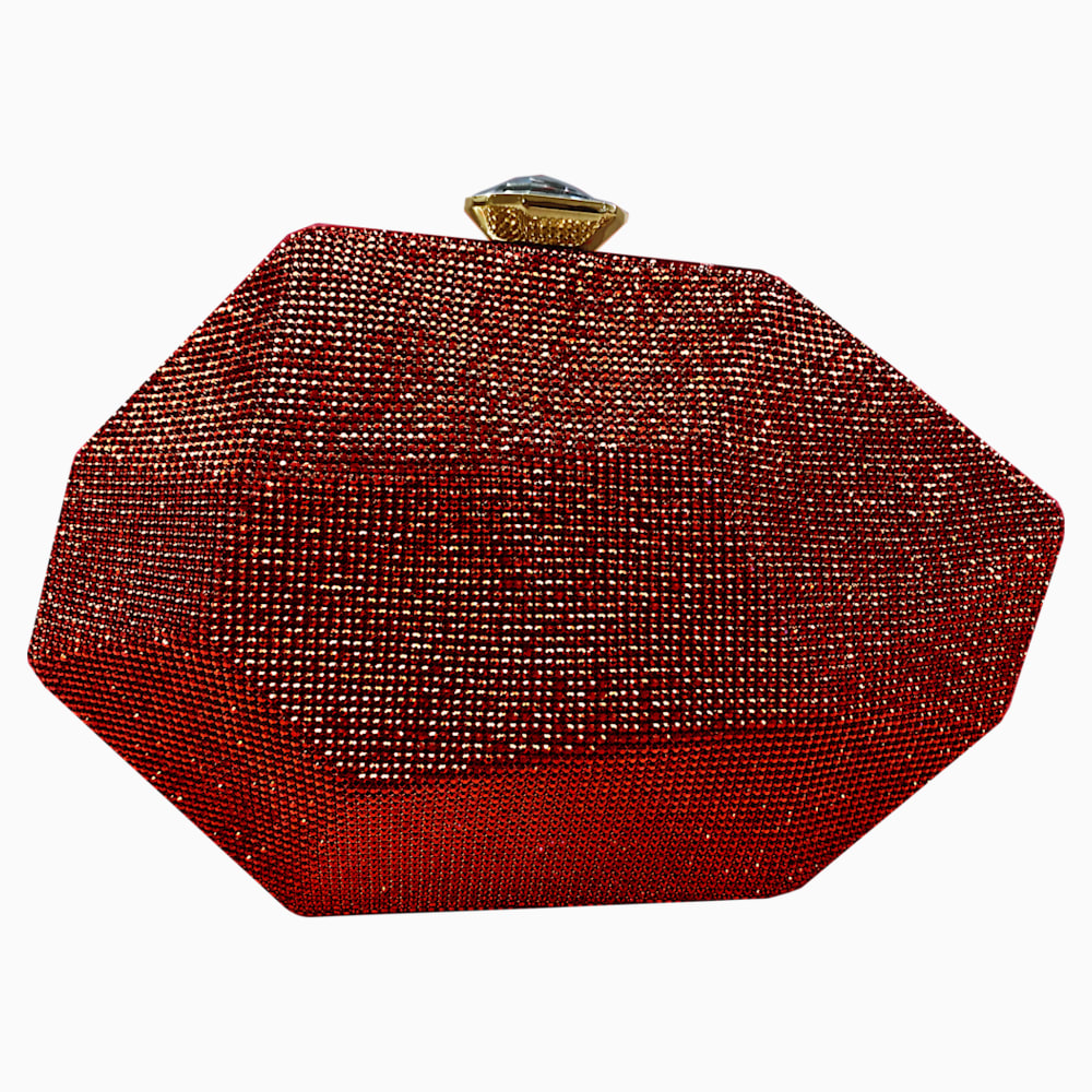 Marina Bag, Red