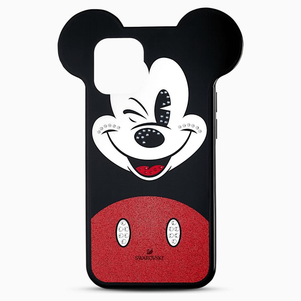 Swarovski Mickey Smartphone case, iPhone 12/12 Pro, Multicolored