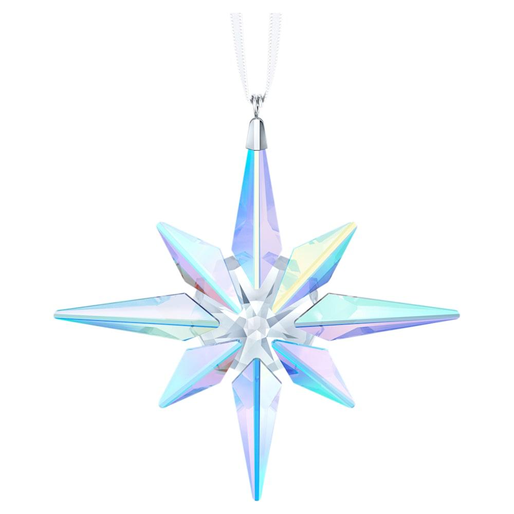 Décoration Étoile, Crystal AB