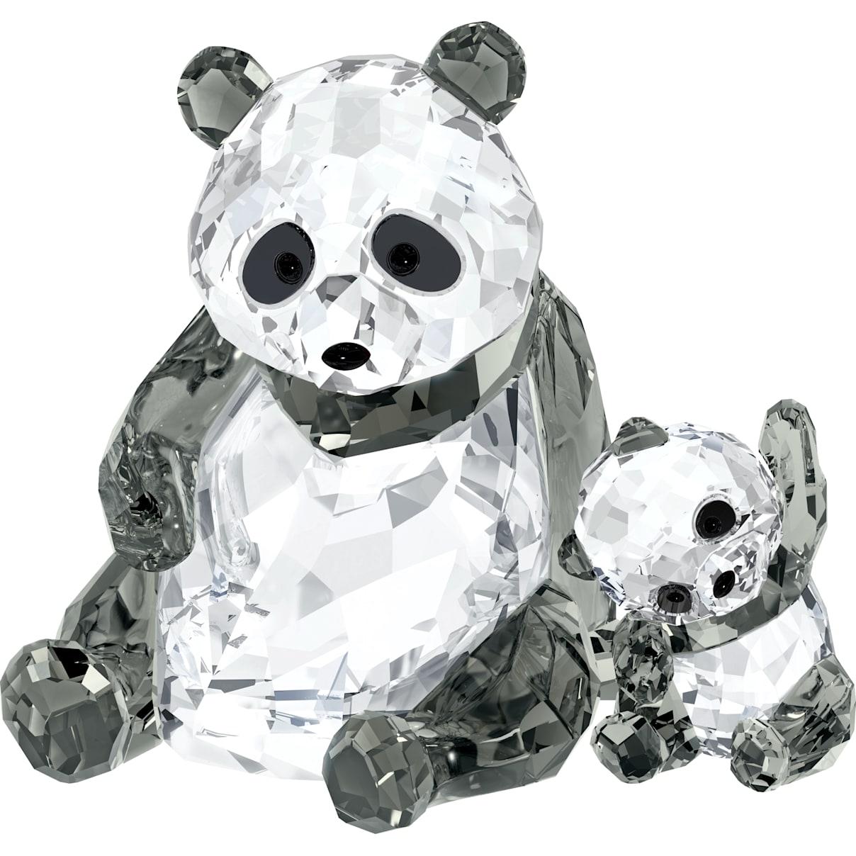 Mamma e Baby Panda