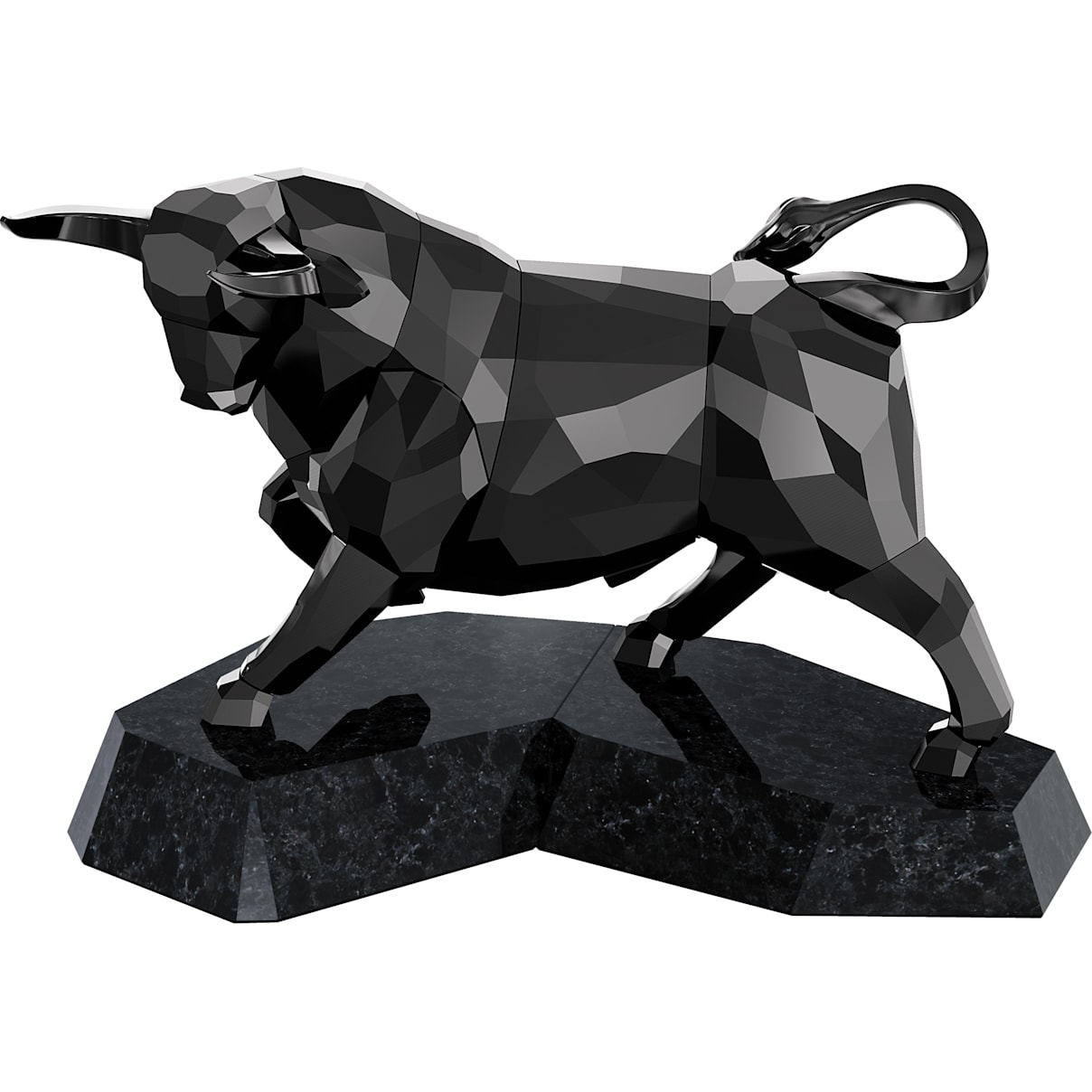 Swarovski Bull , Black