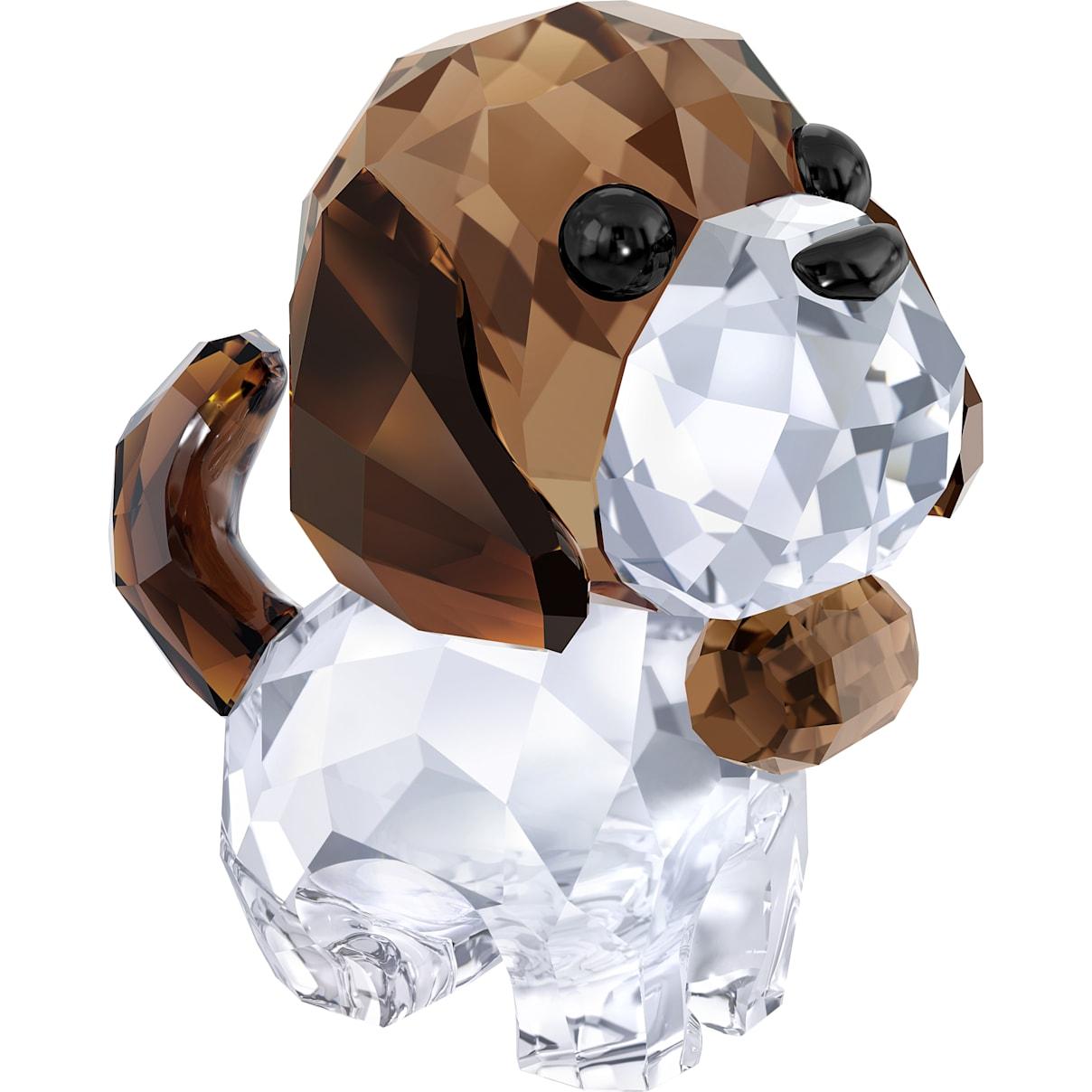 Swarovski Puppy - Bernie the Saint Bernard