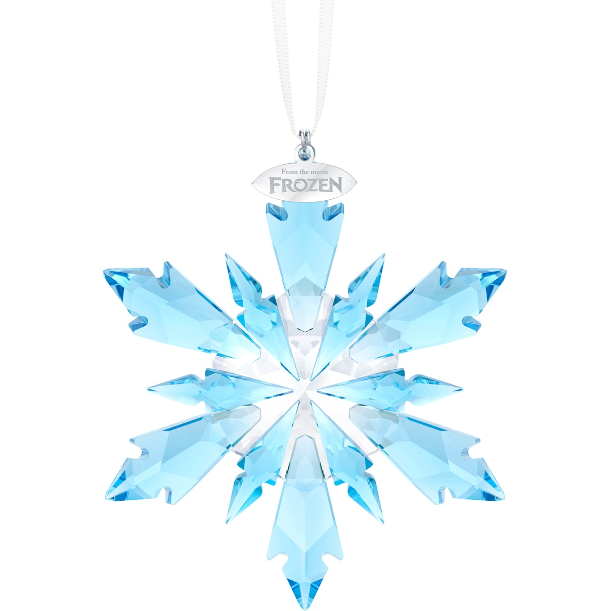 Swarovski Frozen Snowflake Ornament