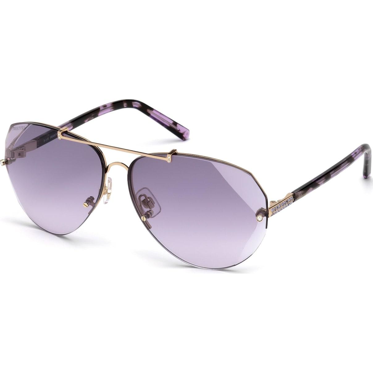 Swarovski Swarovski Sunglasses, SK0134 28Z, Purple