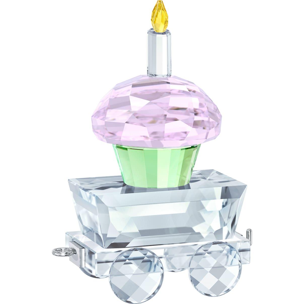 Swarovski Cupcake Wagon