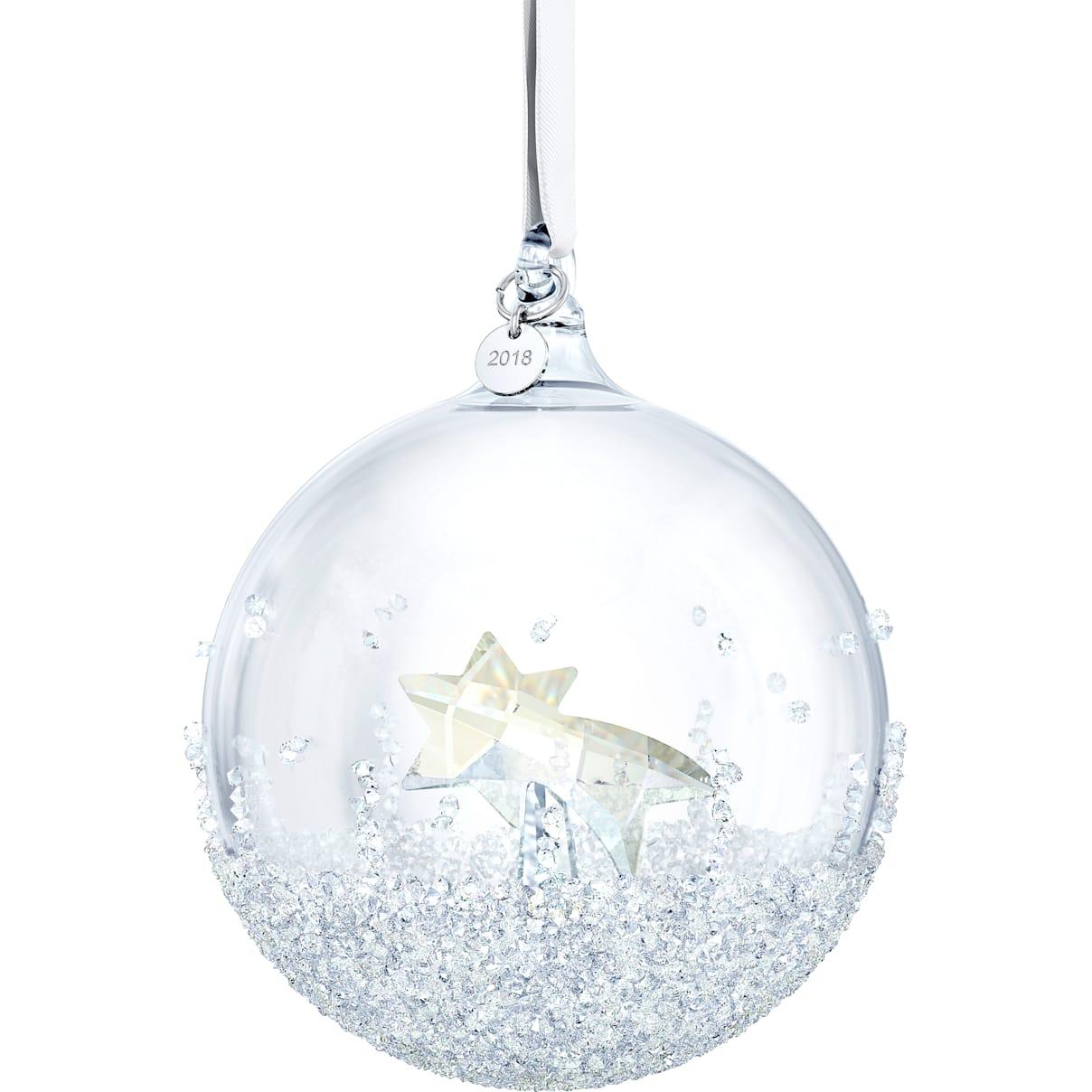 Swarovski Christmas Ball Ornament, Annual Edition 2018
