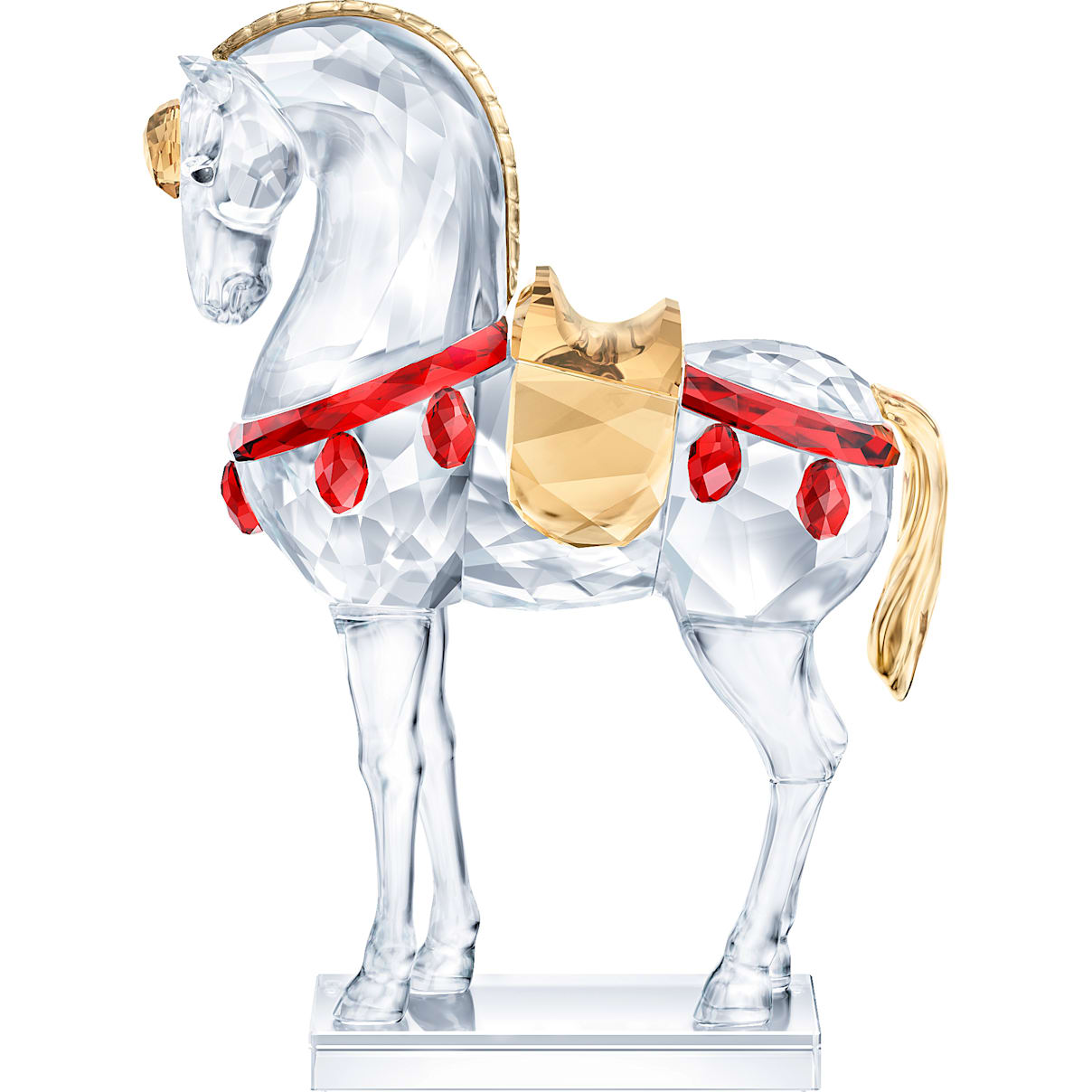 Swarovski Warrior Horse