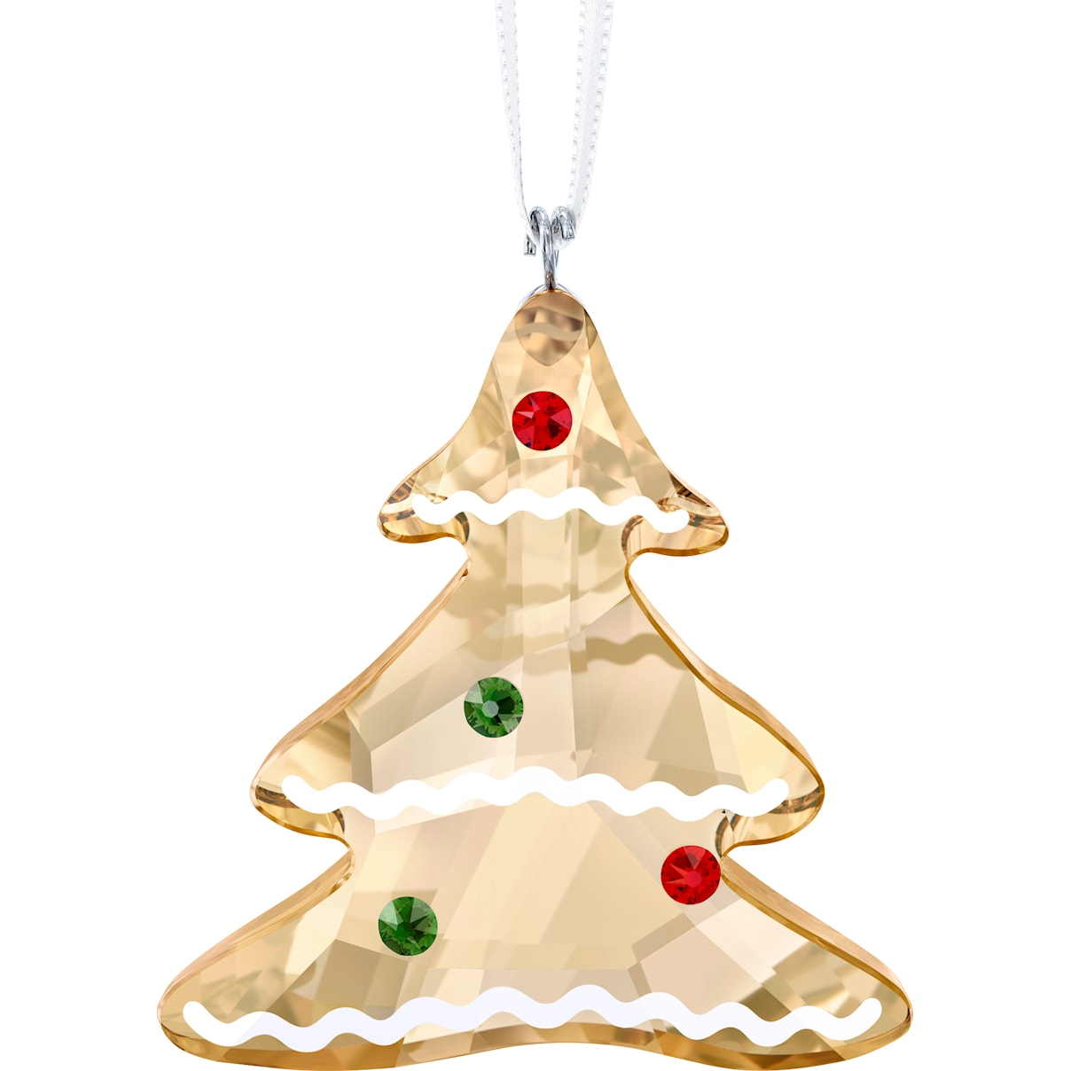 Swarovski Gingerbread Tree Ornament