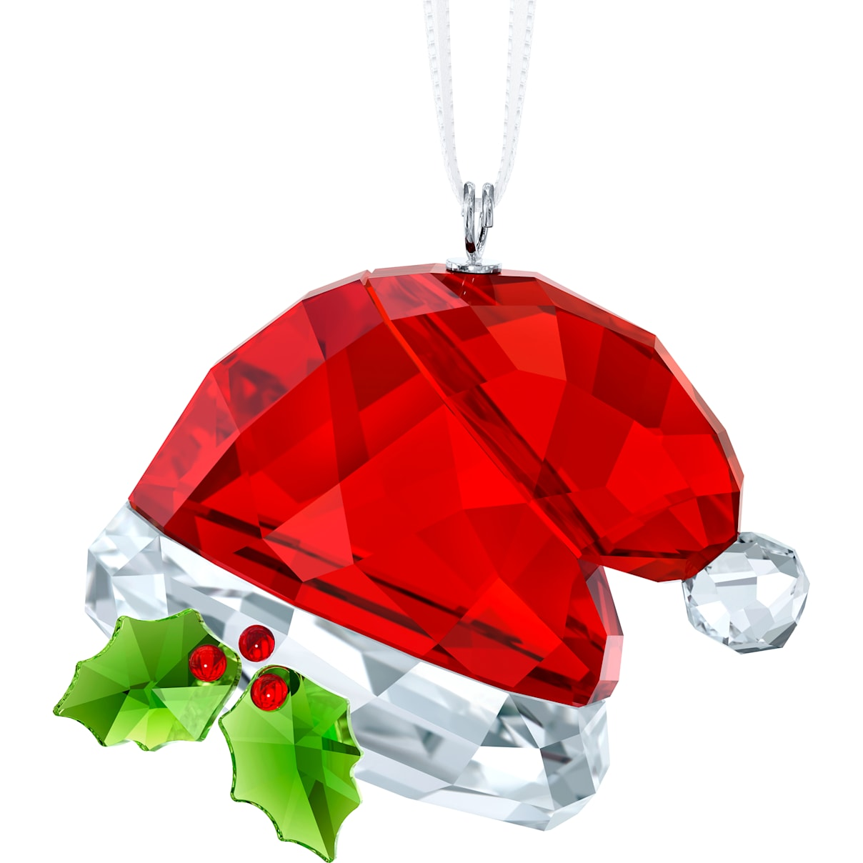Swarovski Santa´s Hat Ornament