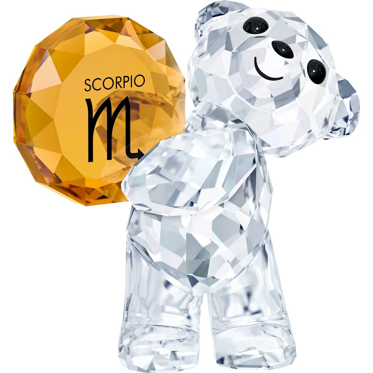 Swarovski Kris Bear - Scorpio