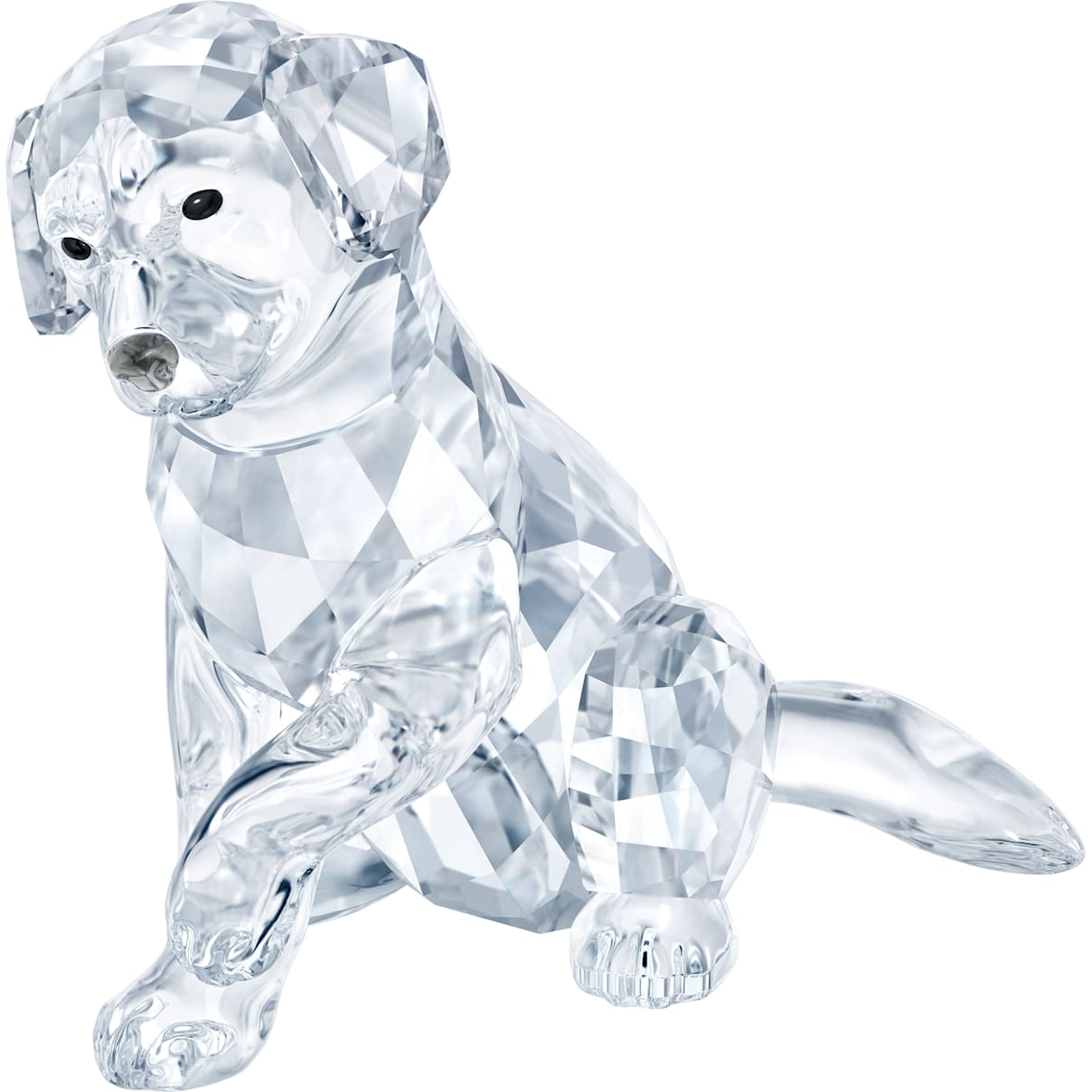 Swarovski Labrador Mother