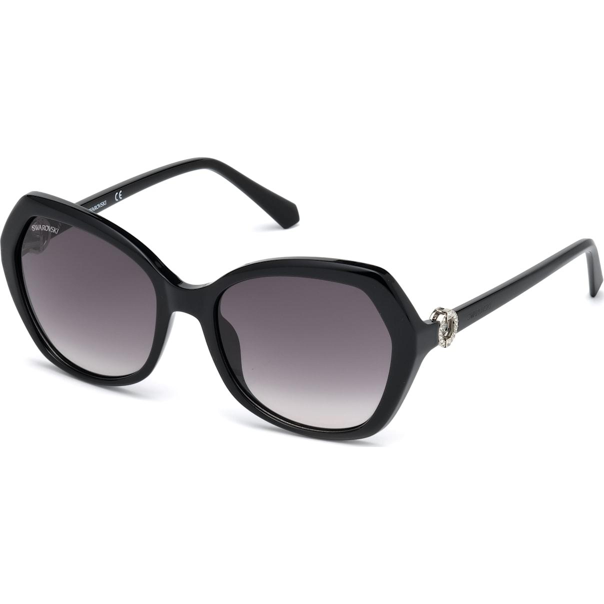 Swarovski Swarovski Sunglasses, SK0165 - 01B, Black