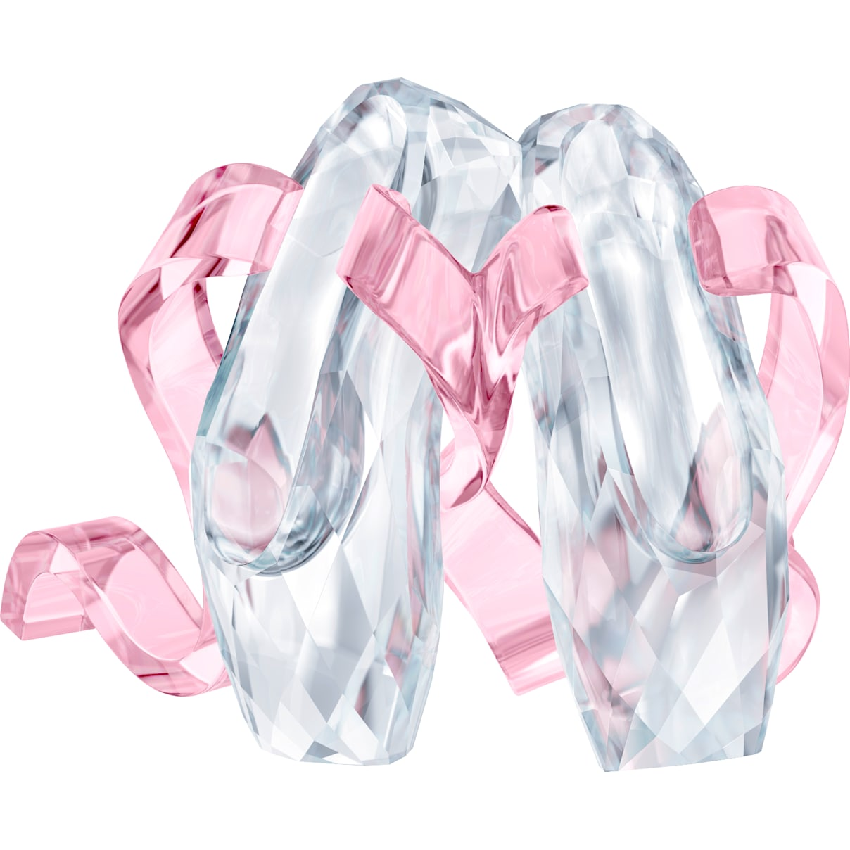 Swarovski Ballet shoes