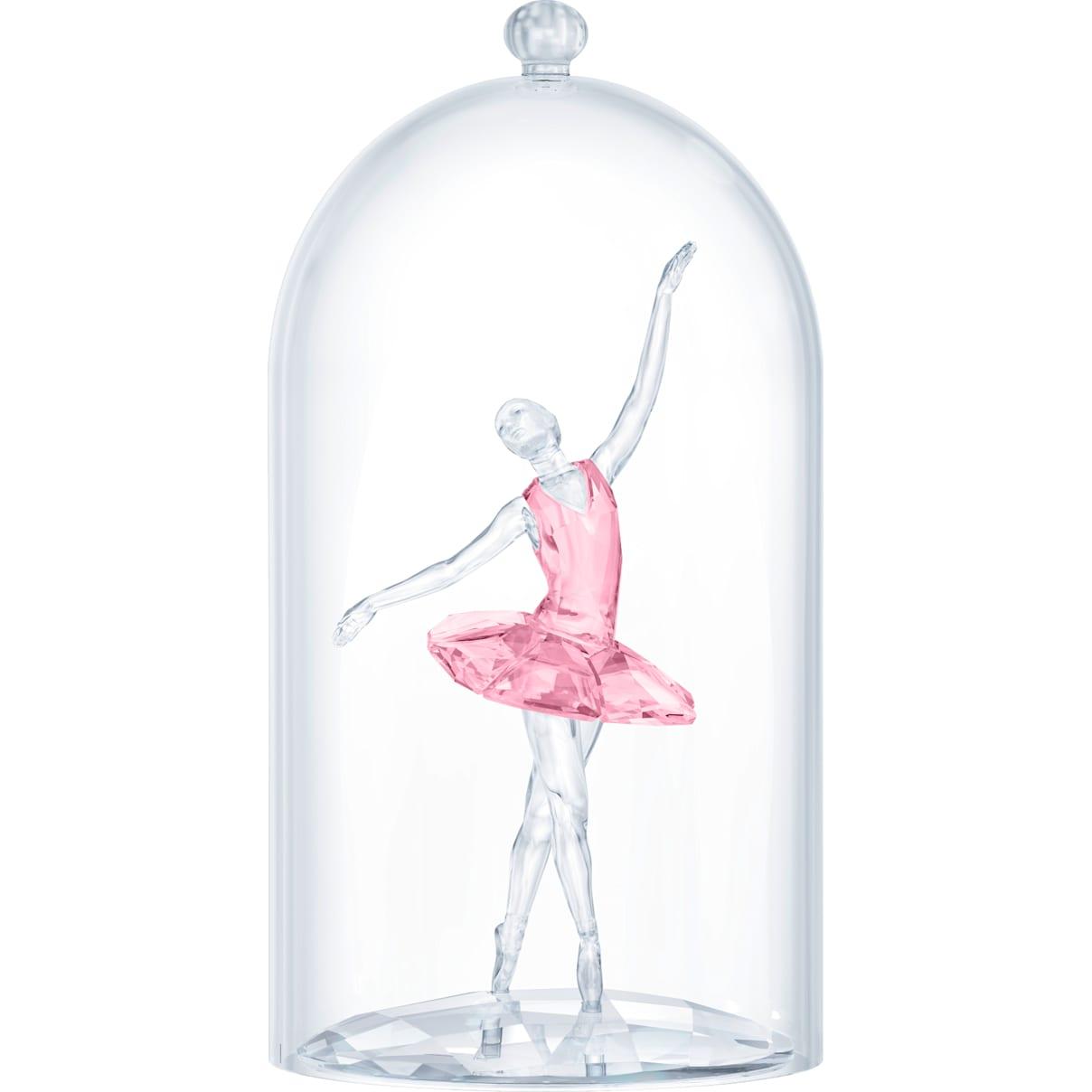 Swarovski Ballerina under Bell jar