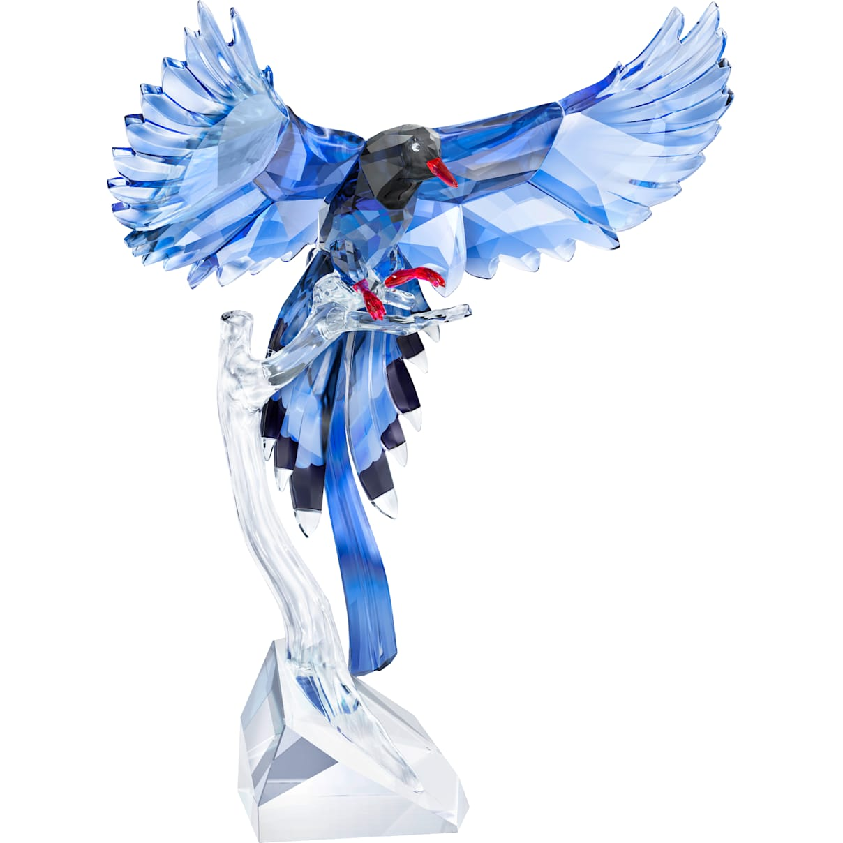 Swarovski Taiwan Blue Magpie