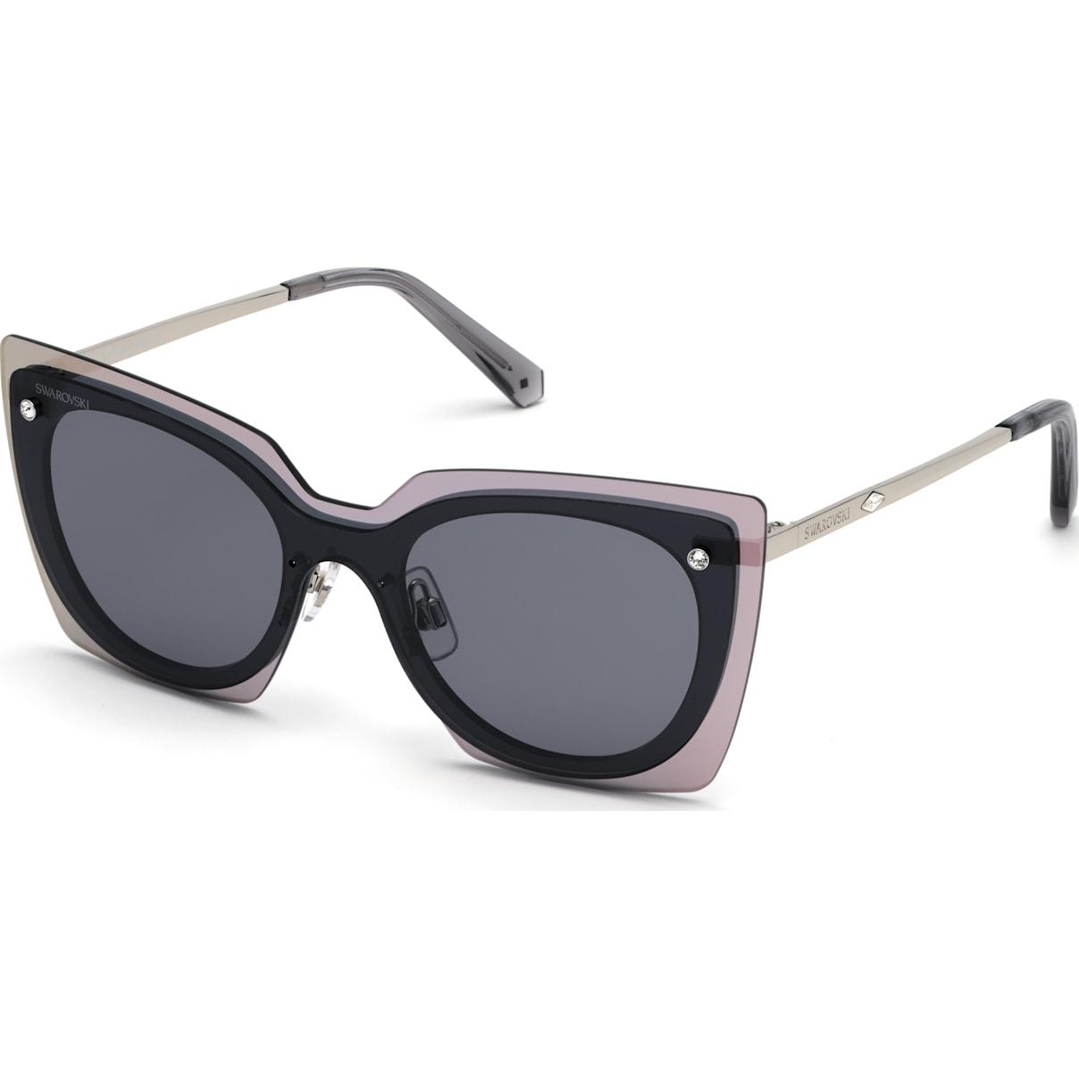 Swarovski Swarovski Sunglasses, SK0201-16A, Gray