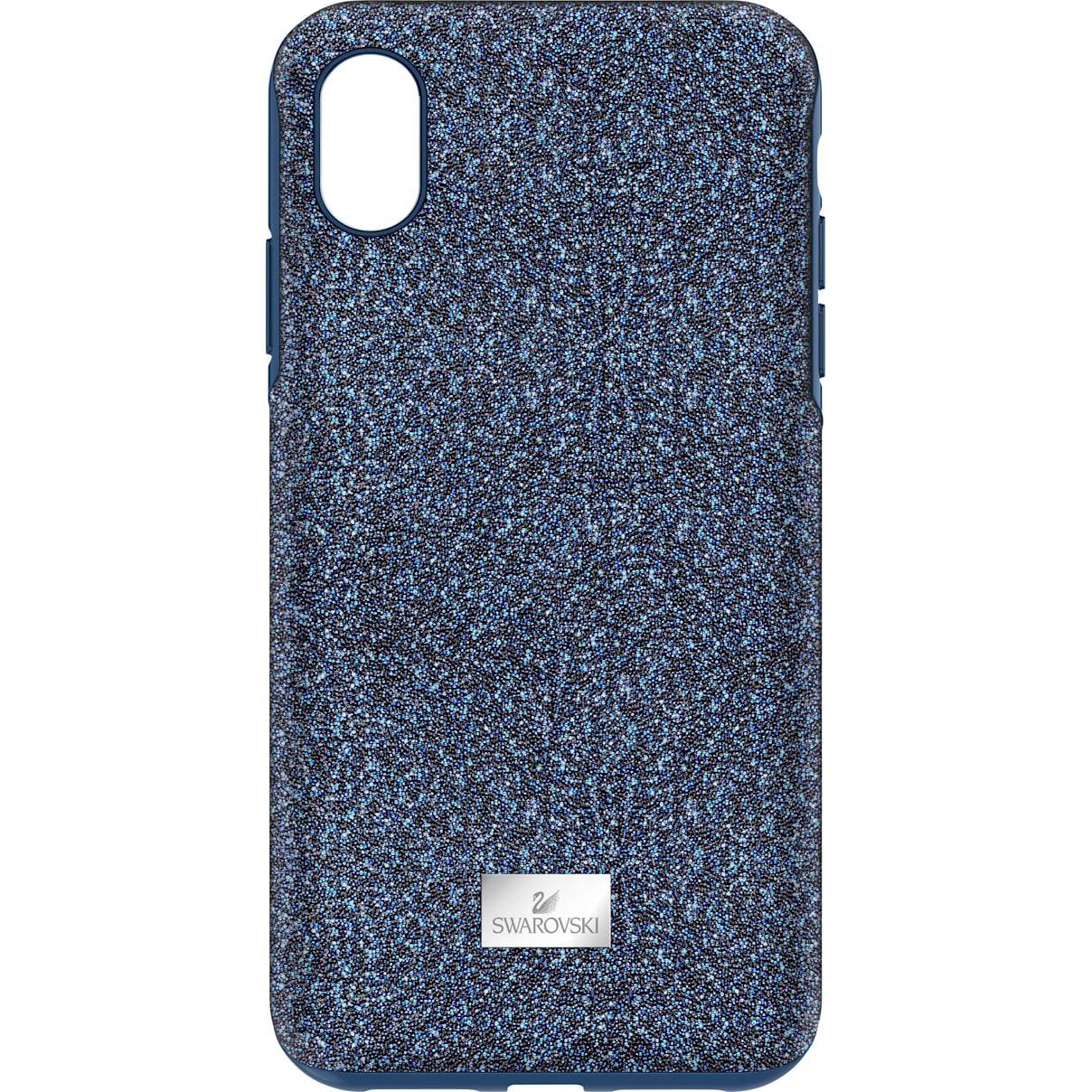 High Smartphone Schutzhülle mit Stoßschutz, iPhone® XS Max, blau