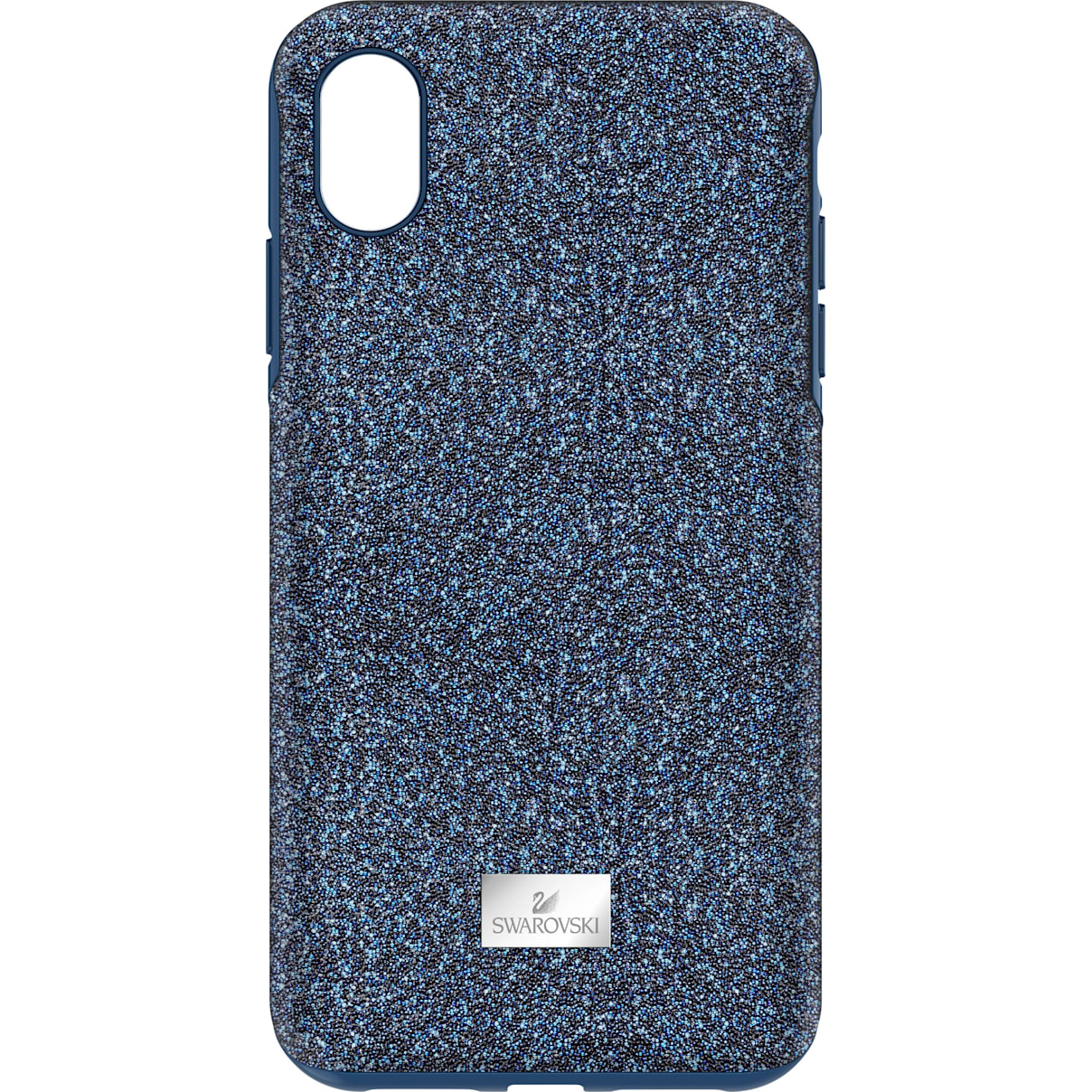 Swarovski High Smartphone Case with Bumper, iPhone® XR, Blue