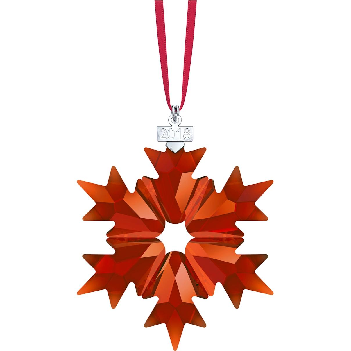 Swarovski Holiday Ornament, Annual Edition 2018