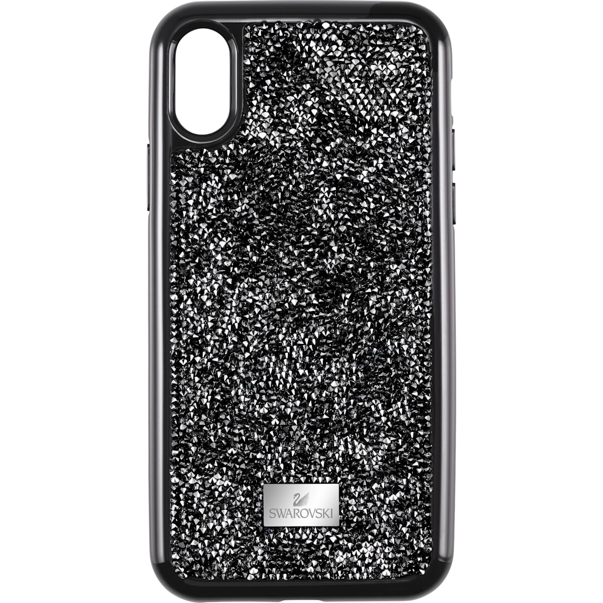 Swarovski Glam Rock Smartphone Case with Bumper, iPhone® XS Max, Black