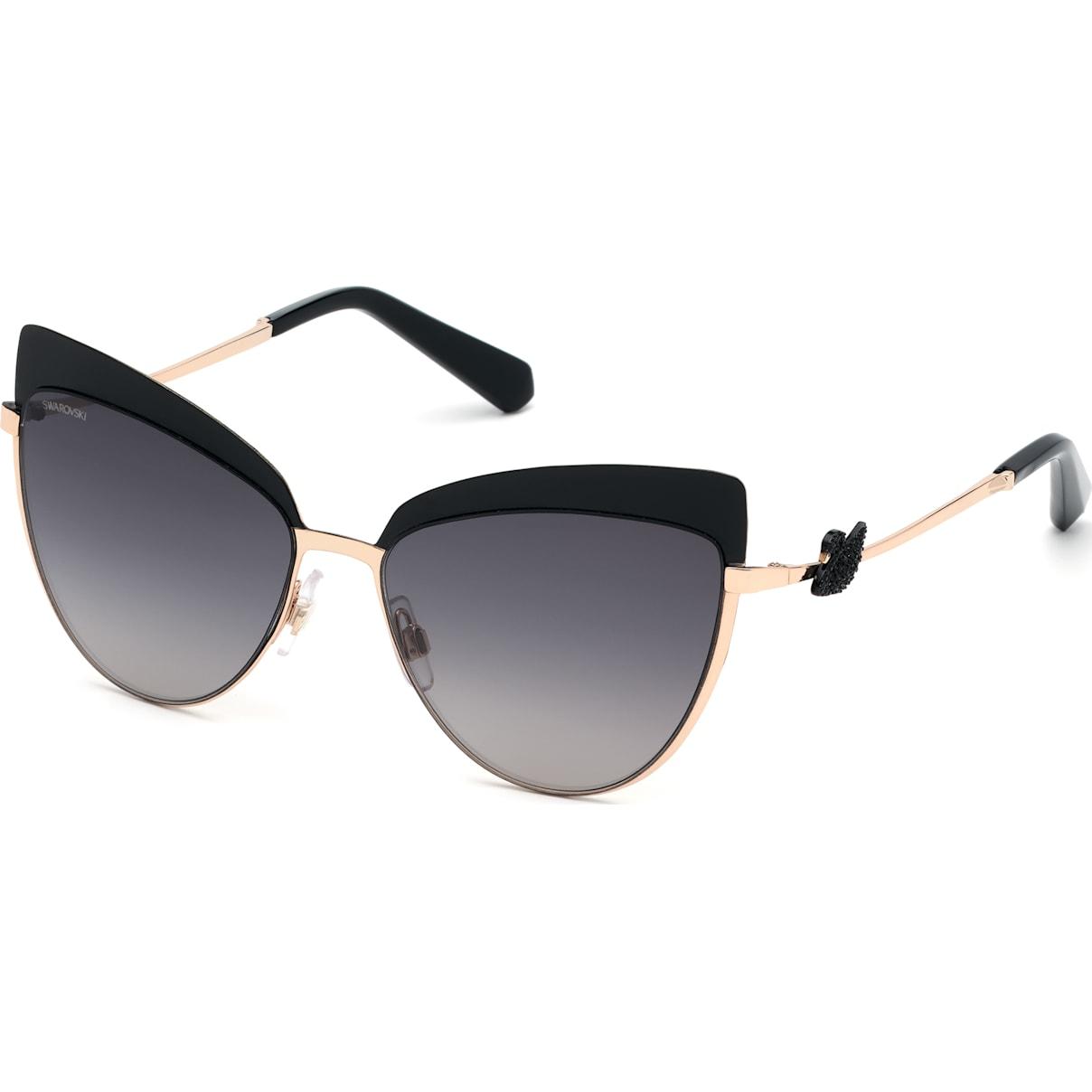 Swarovski Swarovski Sunglasses, SK0220-05B, Black