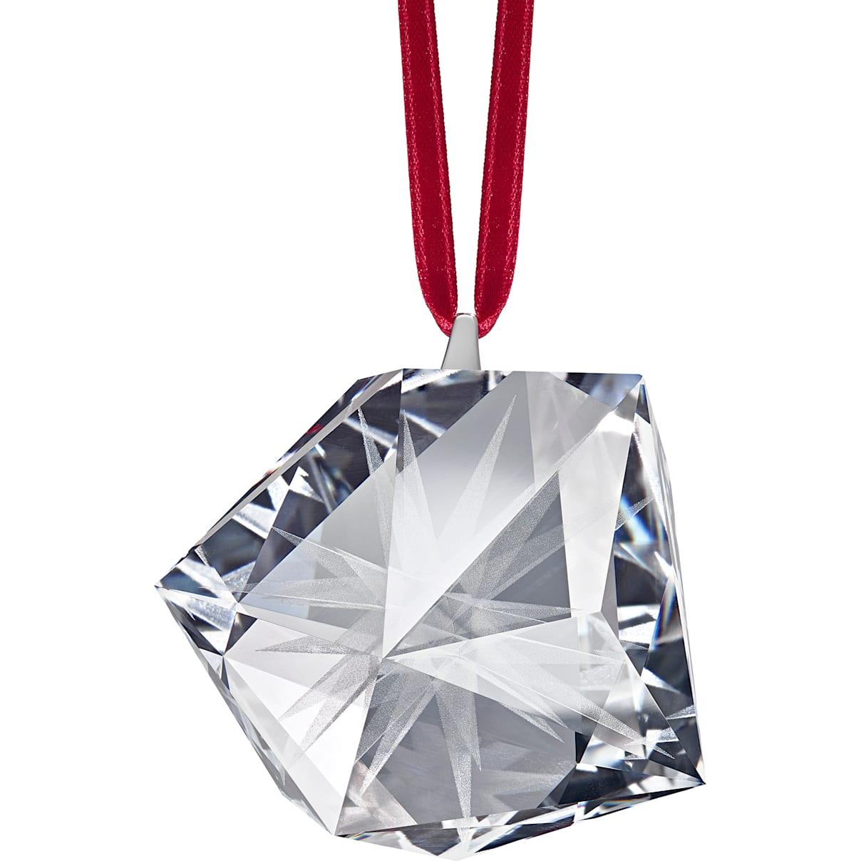 Swarovski Daniel Libeskind Frosted Star Ornament