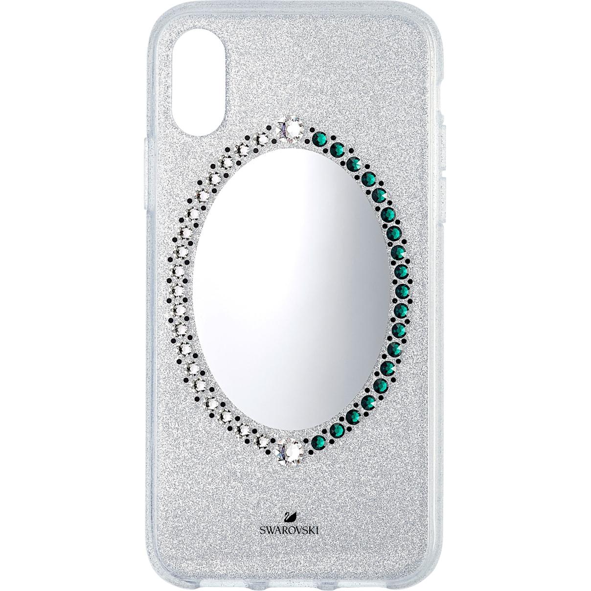 Swarovski Black Baroque Smartphone Case, iPhone® X/XS, Gray