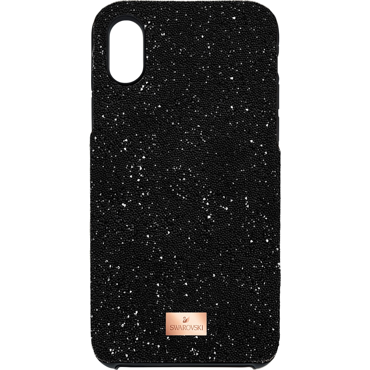 Swarovski High Smartphone Case with integrated Bumper, iPhone® X/XS, Black