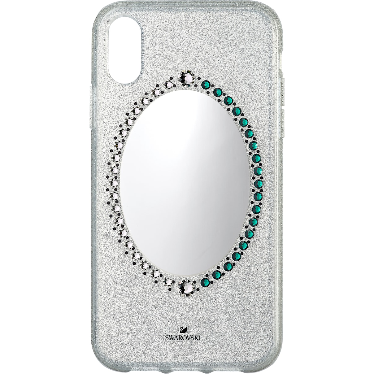 Swarovski Black Baroque Smartphone Case, iPhone® XR, Gray