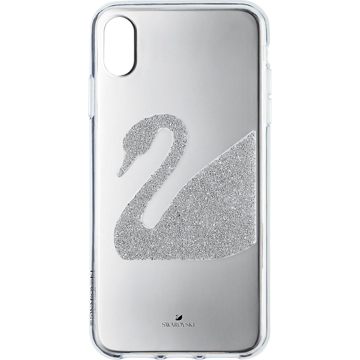 Swarovski Swan Smartphone Case, iPhone® XR, Gray