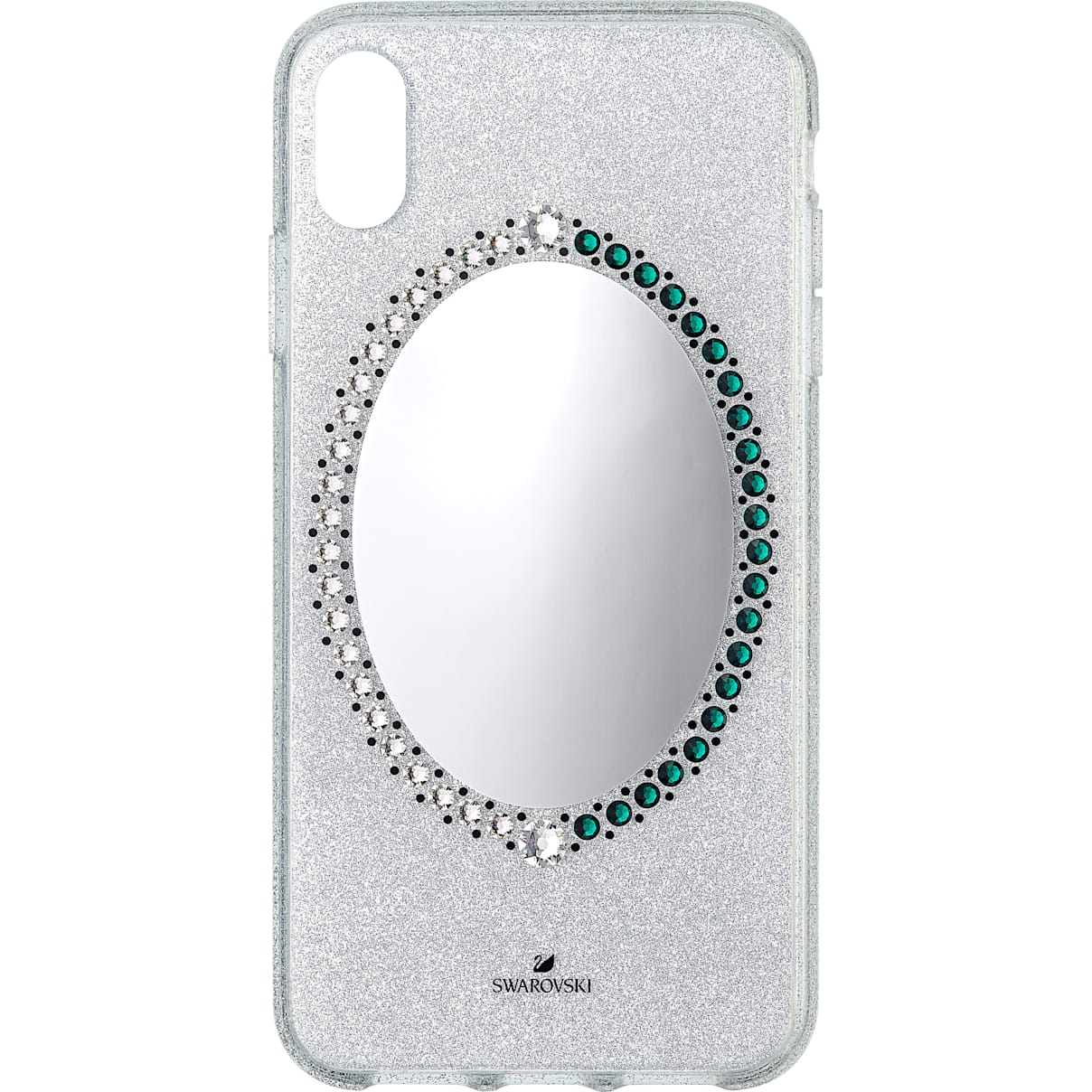 Swarovski Black Baroque Smartphone Case, iPhone® XS Max, Gray