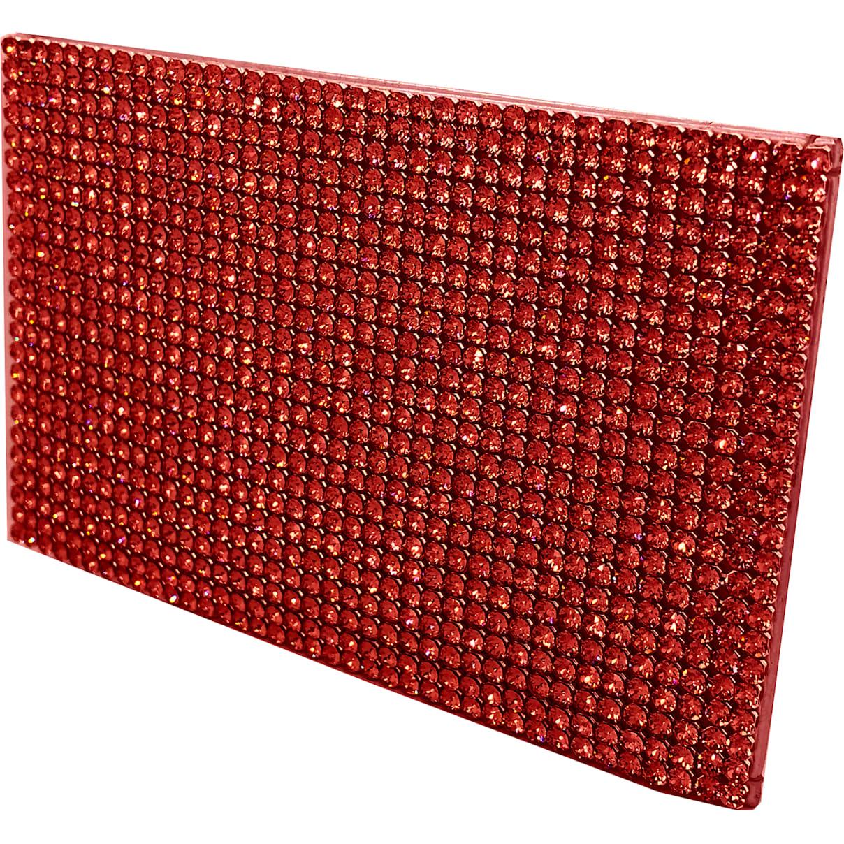 Swarovski Marina Card Holder, Red