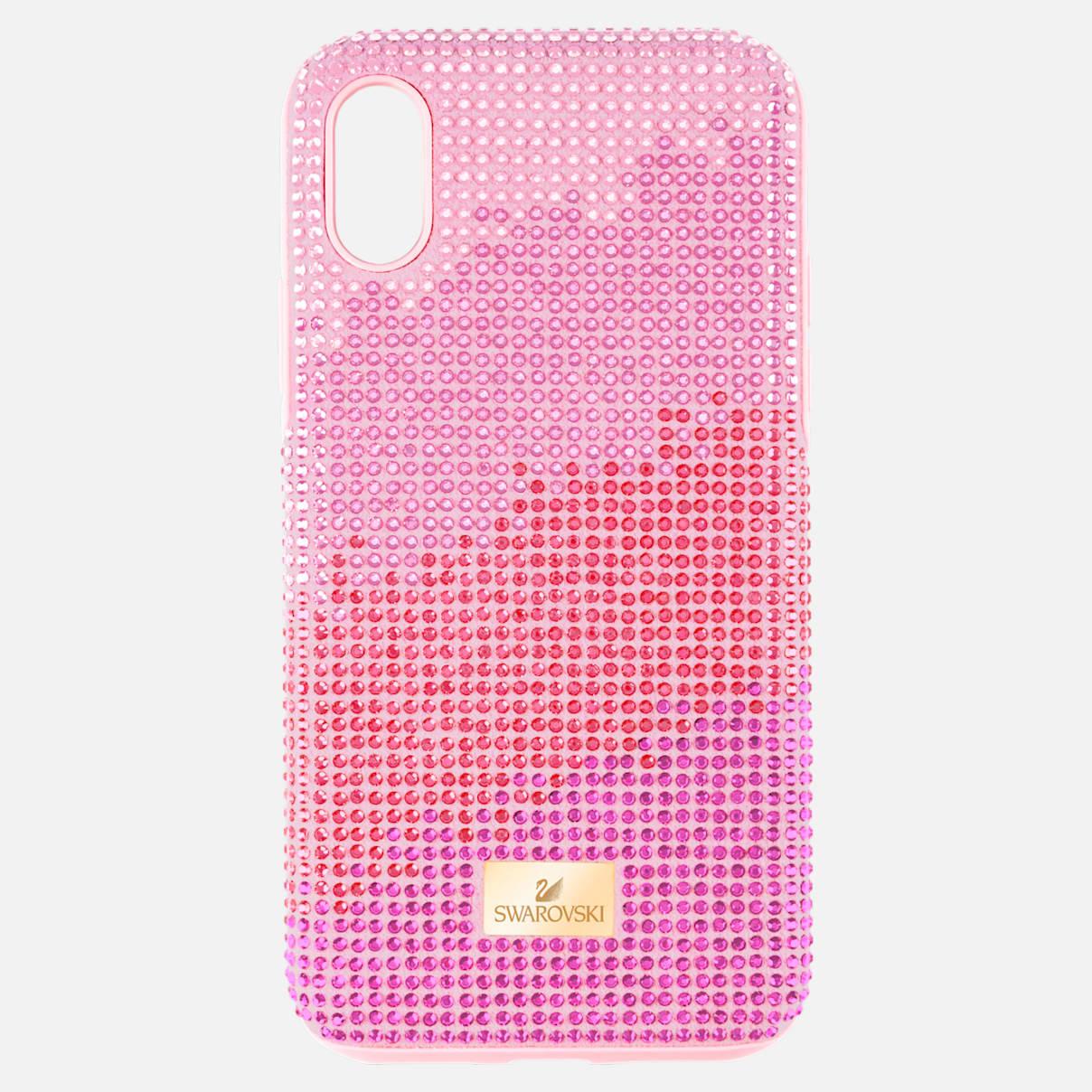 High Love Smartphone Schutzhülle mit Stoßschutz, iPhone® XR, rosa