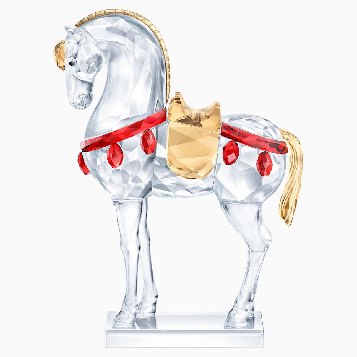 Chinesisches Kriegspferd