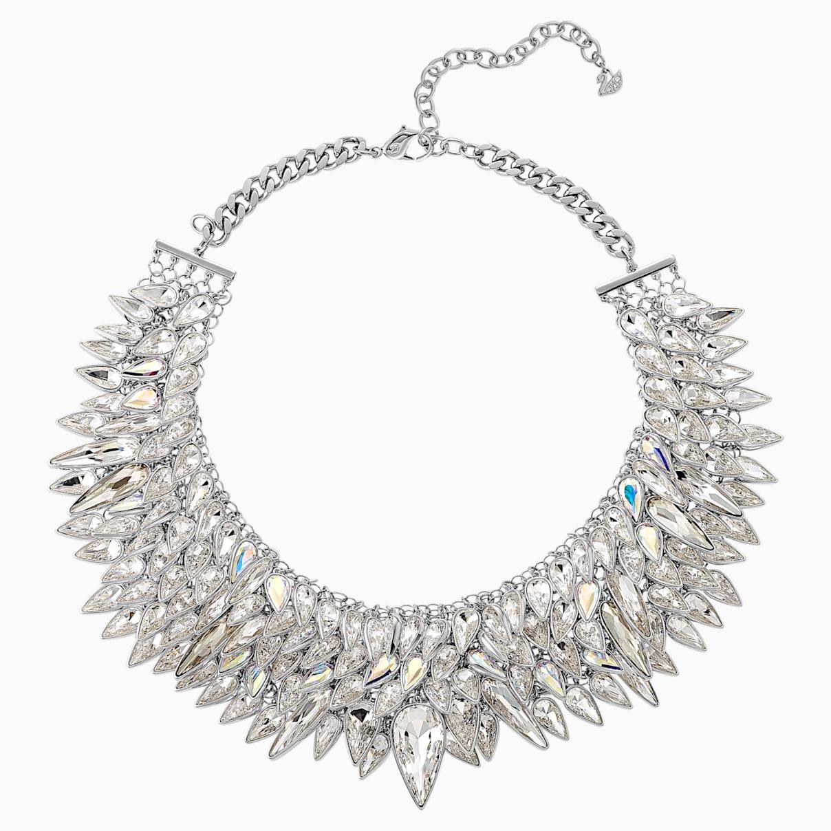 Polar Bestiary Halskette, mehrfarbig, Rhodiniert