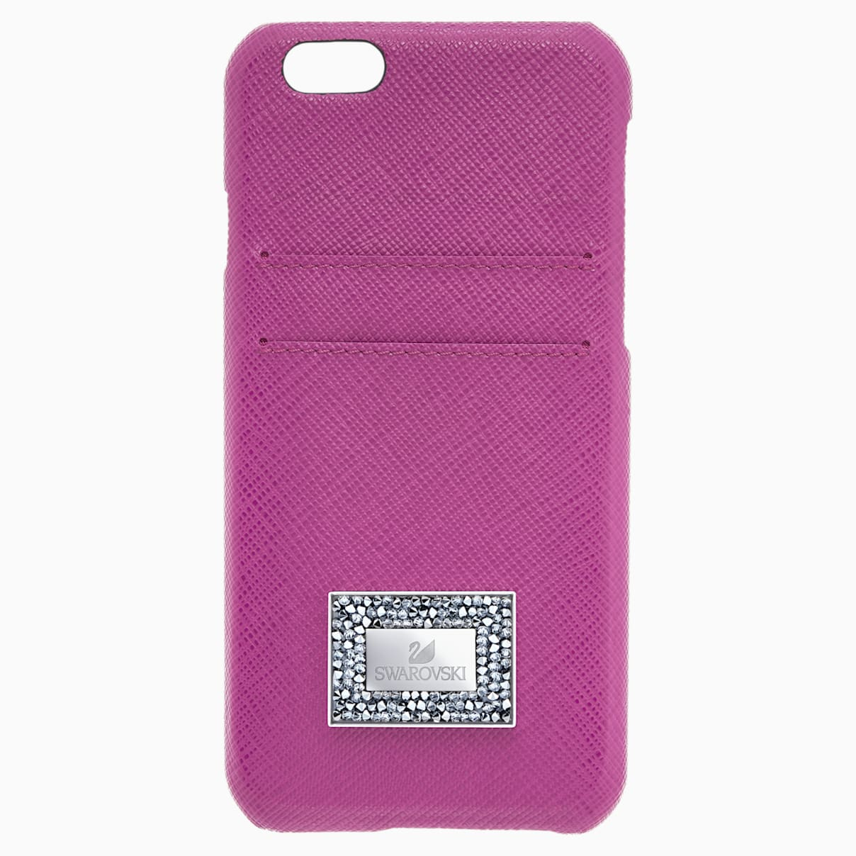 Custodia smartphone con bordi protettivi Versatile, iPhone® 7 Plus, Rosa
