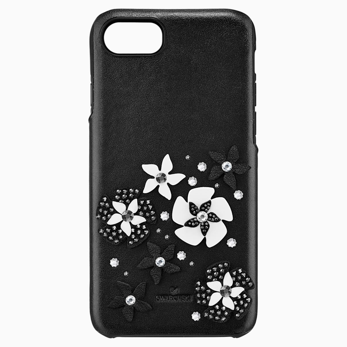 Custodia smartphone con bordi protettivi integrati Mazy, iPhone® 8, nero