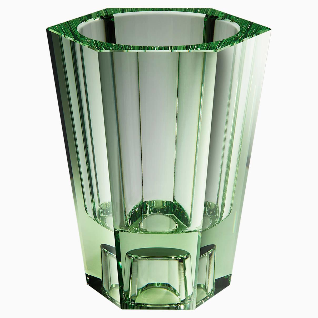 Vaso reversibile Lumen, grande, verde