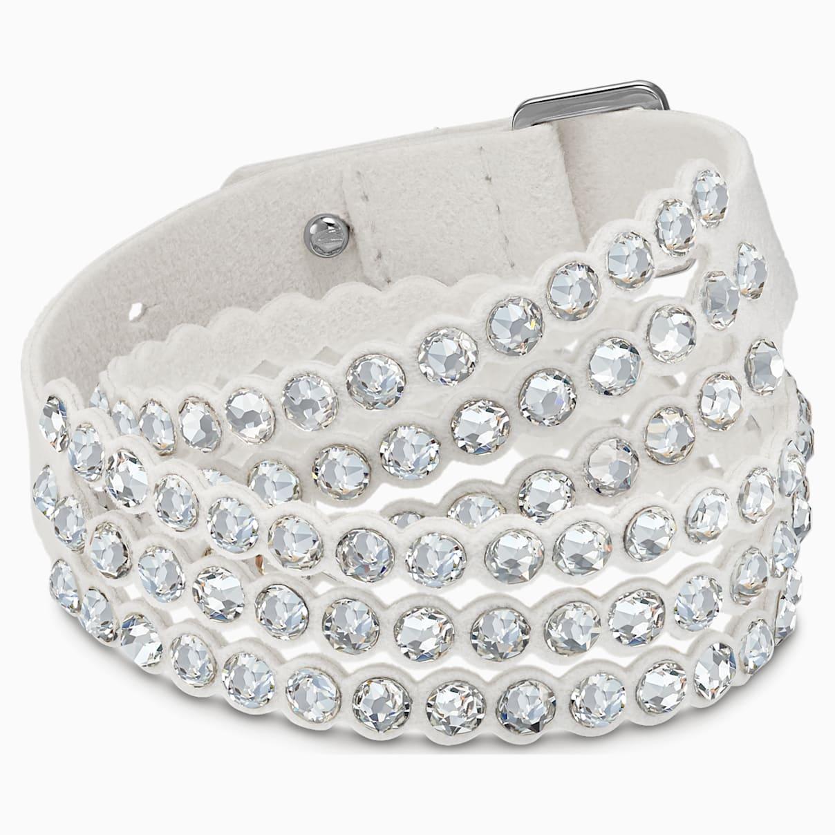 Swarovski Swarovski Power Collection Bracelet, White from Swarovski - The  Magic of Crystal | Accuweather