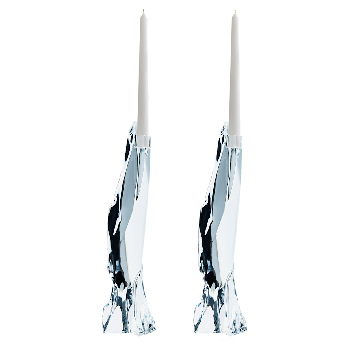 Candelieri Glaciarium, bianco