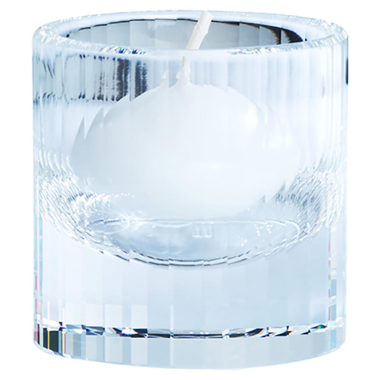 Porta tealight Vessels, bianco