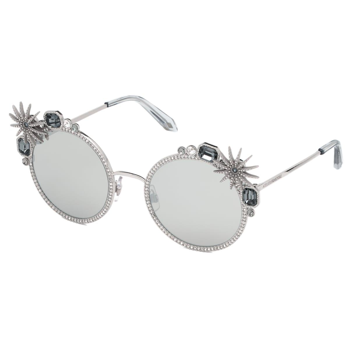 Occhiali da sole Calypso, SK240-P 16C, tono argentato