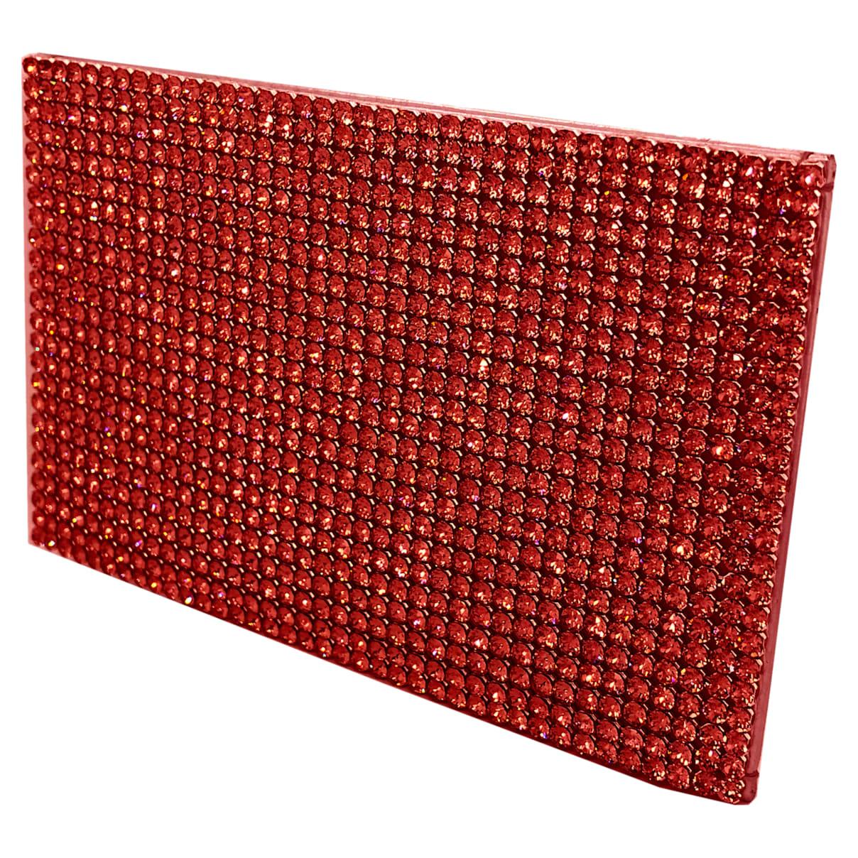 Portacarte Marina, rosso