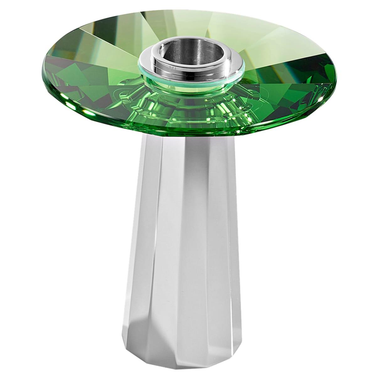 Candeliere Plinth, piccola, verde