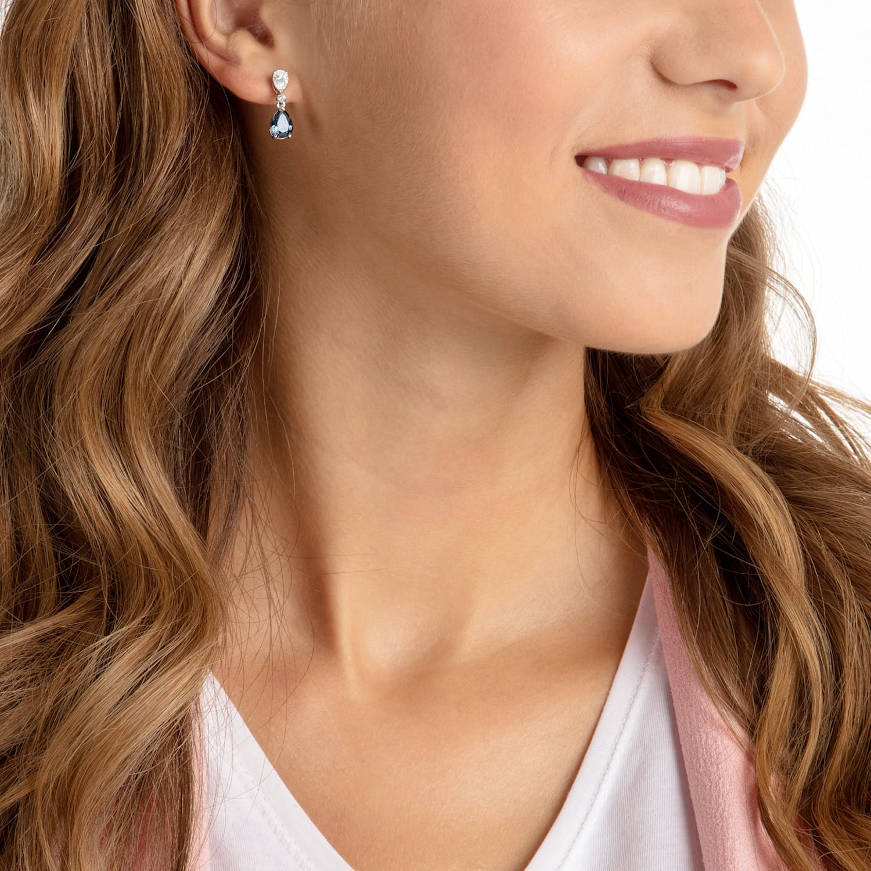Vintage Pierced Earrings