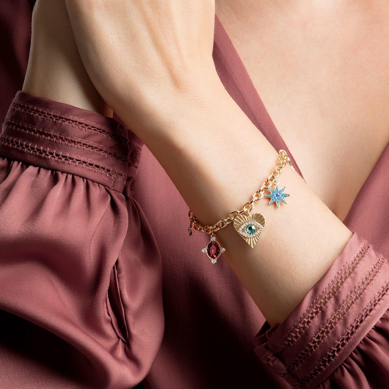 Lucky Dess Charms Bracelet Multi