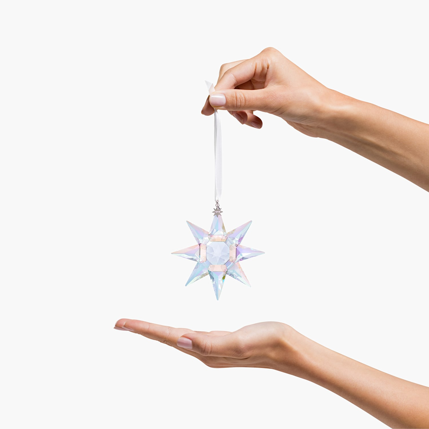 Swarovski 2020 Christmas Ornament Anniversary Ornament, Annual Edition 2020 | Swarovski.com