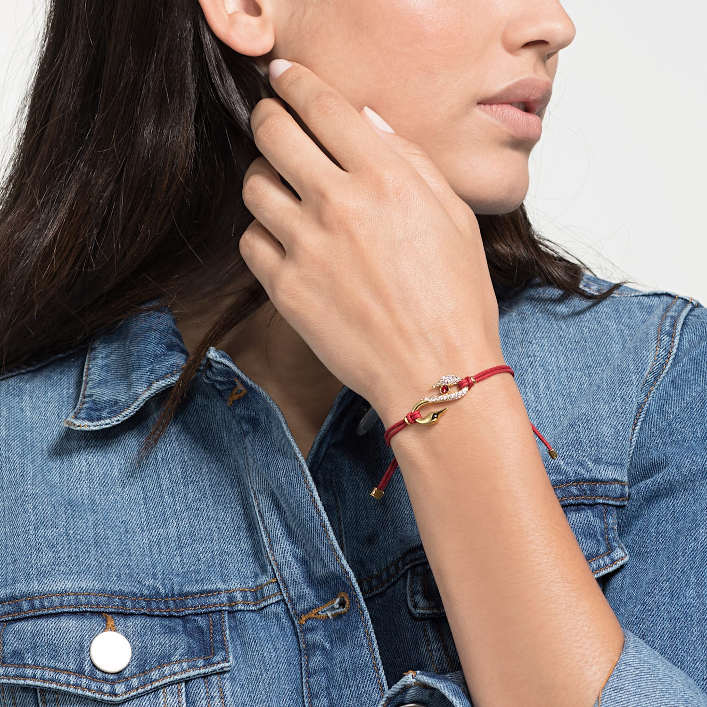 Swarovski 5508530 Fashion jewelry Female Red Gold